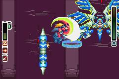 TASVideos - GBA Mega Man Zero 3