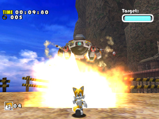 TASVideos - GC Sonic Adventure DX: Director's Cut