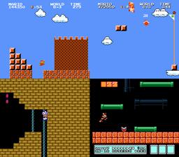 Tasvideos Nes Super Mario Bros 2 The Lost Levels 3
