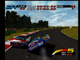 toca championship racing ps1