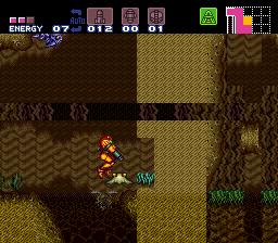 TASVideos - SNES Super Metroid