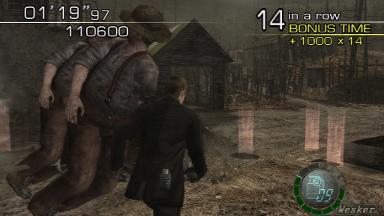 TASVideos movies: [4072] GC Resident Evil 4 (USA)