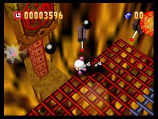 [Análise Retro Game] - Bomberman 64 - Nintendo 64 Bombermanany
